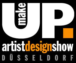 Make-Up Artist Design Show Logo