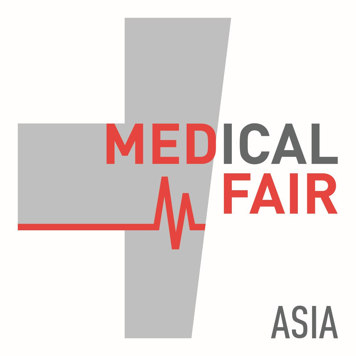 MEDICAL FAIR ASIA Digital Edition Logo