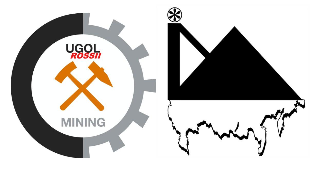UGOL ROSSII & MINING Logo